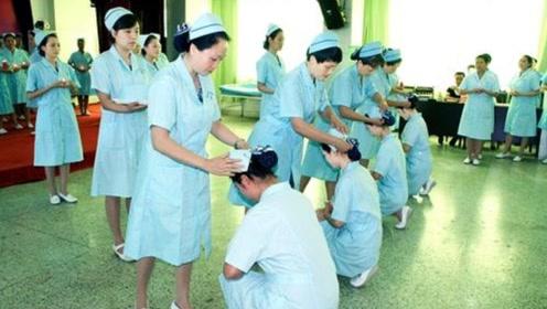 为何去医院里,看见的都是年轻的护士,护士长不小心说出了真相