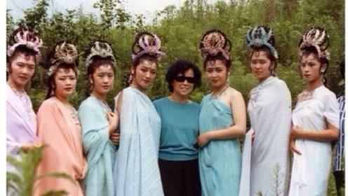 """西游记拍摄时,女演员不愿露肚脐,杨洁用此方法""""骗""""观众30年"""