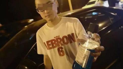 男子酒精检测达到醉驾状态,拿出这个东西后,交警直接放行了!