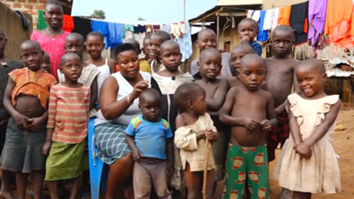 非洲最伟大的女子,37岁生下38个孩子,医生看了都佩服!