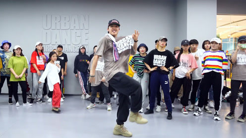 VATA 编舞《Zone 6》Urban Dance