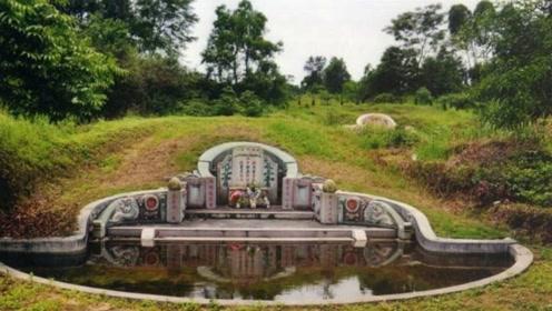 """中国最""""牛""""墓地,修高铁也要多花两亿绕路,墓主人啥背景?"""