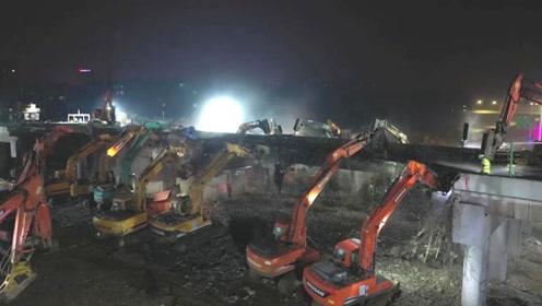 """中国工程建设速度有多快?看这3个项目,不愧为""""基建狂魔"""""""