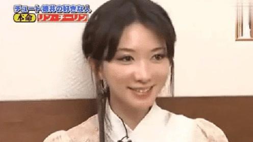 林志玲遭抵制后转向日本发展,上了日本综艺,完全没中国人的样子