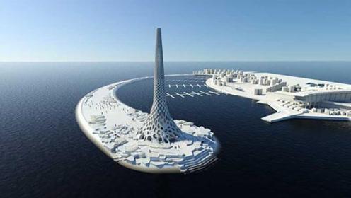 沙特最强大学有多土豪?全球大餐免费吃 海景别墅当宿舍!