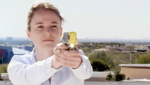 """最安全的防身""""枪"""",打出的不是子弹而是飞镖,再也不会误杀"""