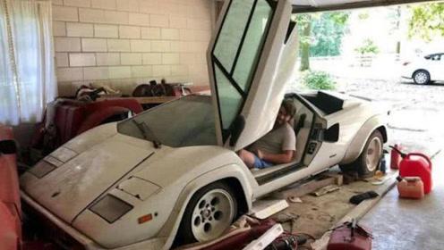 爷爷去世留给孙子2台旧车,没想到能买5辆幻影,网友:一夜暴富