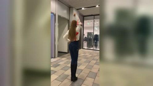 小姐姐这舞蹈跳的太棒了