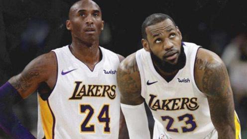 这些NBA巨星都没上大学?詹皇没钱考大学,科比为乔丹而退学!