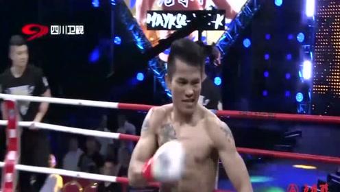 一拳KO!泰拳之王集锦:莽星、欣玛尼精彩KO集锦
