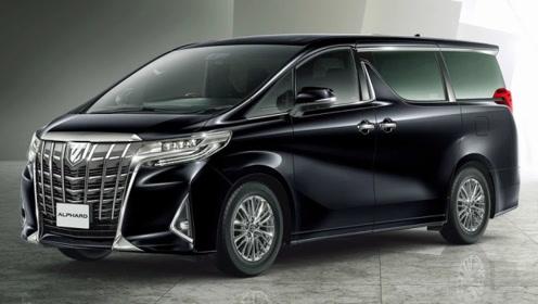 丰田新车来势汹汹,豪华程度让奔驰R都着急,名副其实的MPV加价王
