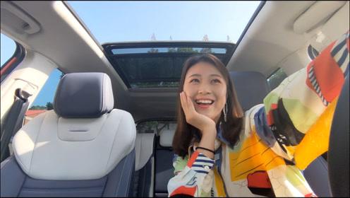 足够有趣的车内众生相,足够大的大屏都看在眼里