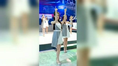 你觉得哪个小姐姐跳得最好?