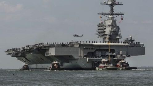 为什么只有美国能造10万吨级航母?一项技术,难倒了大多数国家