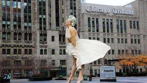 """最""""性感""""的雕像,耗资500万建成,仅存在1年就被拆!"""