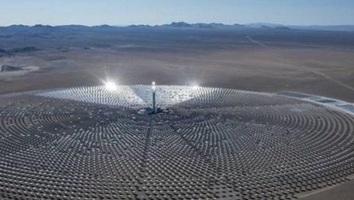 中国要在沙漠中放了11000面镜子,大大提高环保效率,联合国都称赞