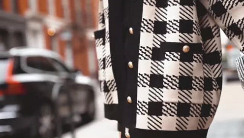 凉秋必备针织外套 让你化身不怕冷的时髦精
