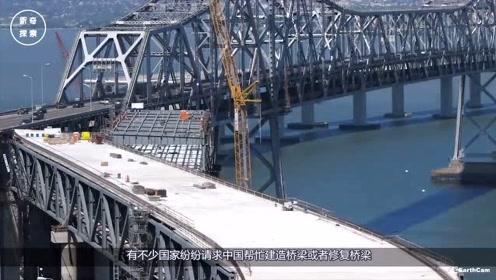 美国大桥第二次断裂,日本没能力修复,现在找中国需要排队!