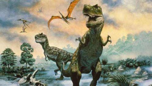 恐龙作为远古霸主,为何2亿年都没产生文明,而人类却能成功进化?