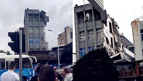 浙江温州一楼房发生坍塌 现场已经采取隔离措施 原因正在调查