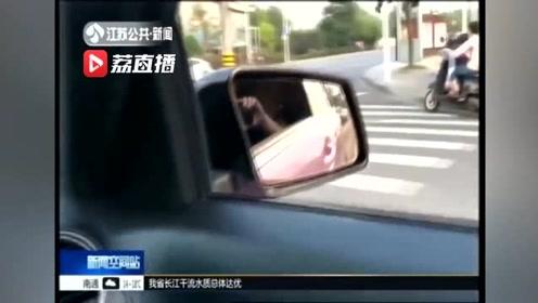 """""""炸街""""""""漂移""""炫性能 奔驰车主被约谈"""