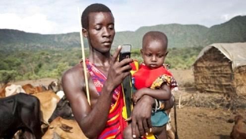 非洲只有10%家庭有电,想给手机充电,代价是我们的几十倍!
