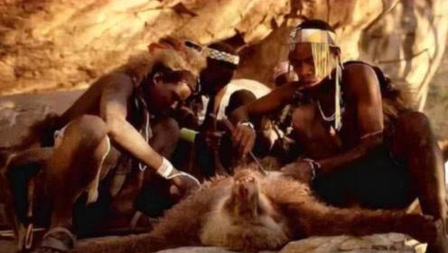非洲的原始部落,不上班也不种地,靠什么活到了至今?
