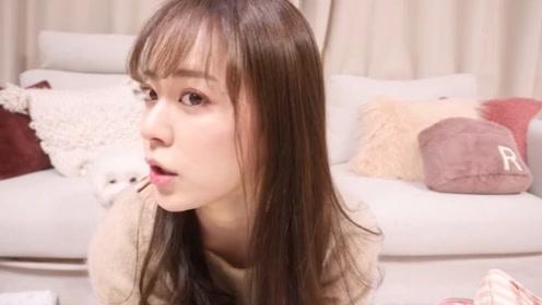 日常简便妆 这个日本小姐姐颜值太高