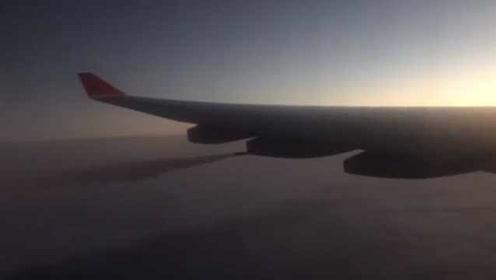 川航一国际航班紧急备降深圳:旅客原因,备降前空中放油30吨