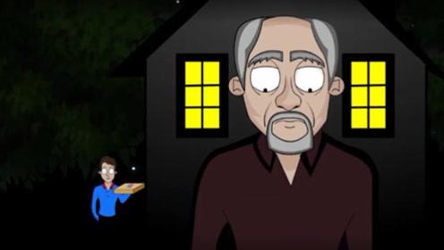 小伙夜晚送披萨,发现客人的谋杀秘密,原来被杀的人埋在后院