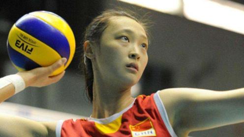 朱婷妹妹12岁就打排球,为何惠若琪妹妹天赋很好,却不进排球界
