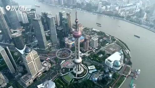 """60万米高空看上海:从弄堂小巷到摩天楼宇,这样""""善变""""的上海你见过吗?"""