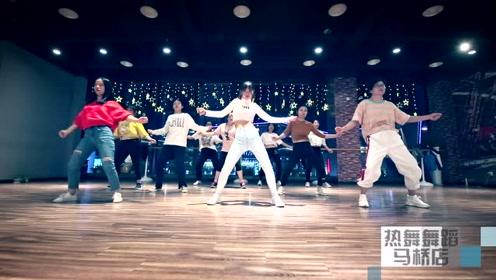 上海老闵行碧江银春路万科专业学跳舞 热舞舞蹈马桥店 欧美爵士boys