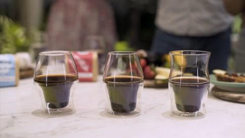 杯子形状和材质,会影响喝的口感吗?一个咖啡杯的诞生给出了结论