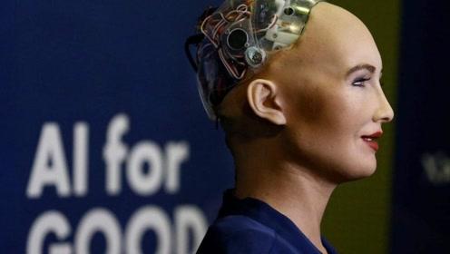 霍金的担忧或成现实?首位机械人公民发出挑战:我将摧毁人类