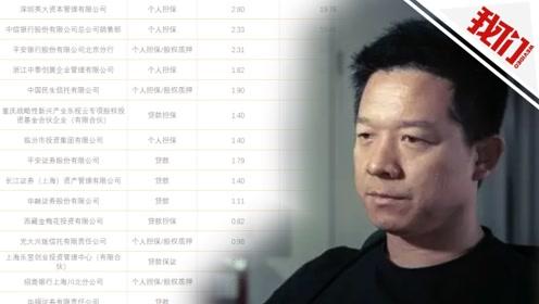 贾跃亭申请破产文件曝光:前20大债权人索赔额达到近25亿美元
