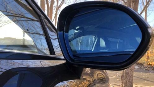 后视镜应该如何调节?老司机:这两种调节方法,既安全盲区又少