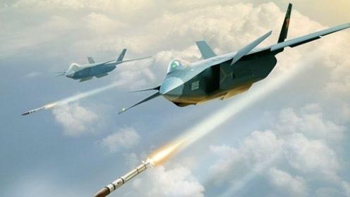 歼-20没有航炮,只有6枚空空导弹,打完了了怎么办?