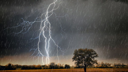 人类是否能够利用降雨来发电?