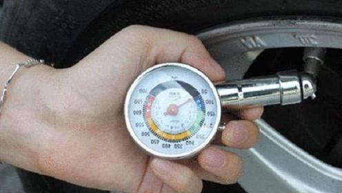 天凉了,汽车胎压还调到2.5?修车师傅都替你紧张:是嫌命太长?