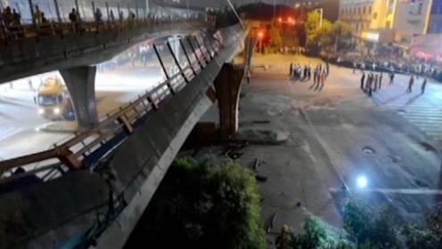 想想都后怕 高架桥如何才能让我们安心