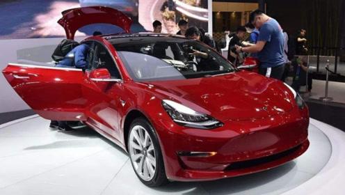 特斯拉Model3年底交付!电动车时代已经不远了,网友:不敢信