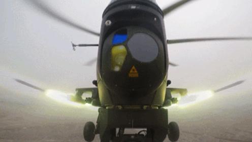 直10、直19联手打掉敌军雷达 这场战斗看起来像鹰酱