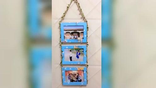 幼儿园手工制作吸管相框的做法教程 7 阅读(2011) 简单自制圣诞风格