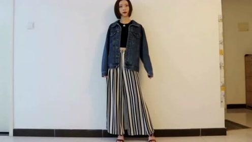 秋冬最火的4条阔腿裤,杨紫和李宇春已经穿上了,实穿更时髦