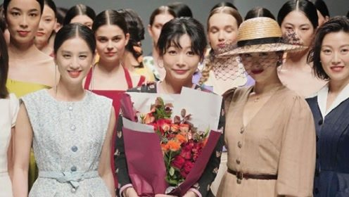 黄圣依优雅亮相时装周看秀 朱珠连拍五部戏想去度假
