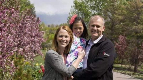 美国人领养中国孩子,为什么大多都是女孩子,背后原因令人心酸