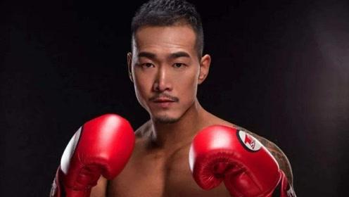 中国散打KO之王,时隔四年重出江湖,三回合击败日本雄人!