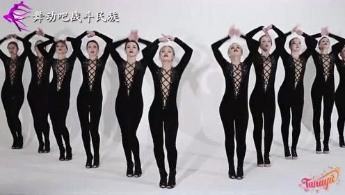 """表演堪称""""殿堂级""""!真不愧是俄罗斯一流的现代舞团"""