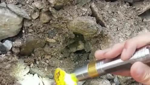 今天运气太好了!挖到好几块美玉!你知道怎么辨别玉石吗?!